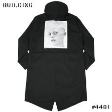 RAF SIMONS ISOLATED HEROES CAPSULE COLLECTION_MOD'S COAT [JONATHAN]_BLACK