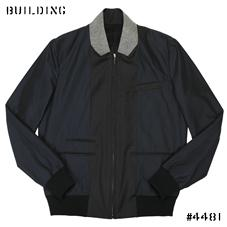 JOHN LAWRENCE SULLIVAN_ZIP JACKET_NAVY