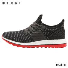 adidas_PURE BOOST ZG_BLACK×RED
