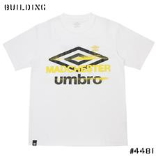 UMBRO×ILA.×ELIMINATOR_LOGO TEE SHIRT_WHITE