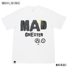 UMBRO×ILA.×ELIMINATOR_MADCHESTER TEE SHIRT_WHITE