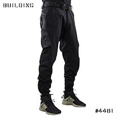 ACRONYM_P10TS-DS SHOELLER DRYSKIN TEC SYS ARTICULATED PANT_BLACK