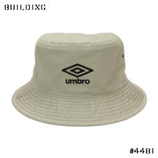 UMBRO×ELIMINATOR_BUCKET HAT_BEIGE
