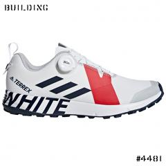 WHITE MOUNTAINEERING×adidas_TERREX TWO BOA_WHITE×RED