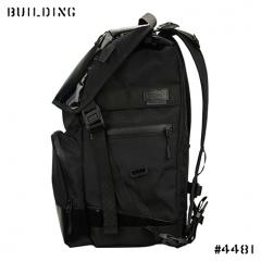 BAGJACK_RUCKSACK SPECIAL EDITION FOR ELIMINATOR[TARPOULIN VER.]_BLACK