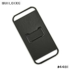 CLAUSTRUM_iPhone5 [5S] CASE_COATING BLACK