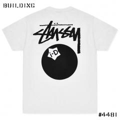 i-D MAGAZINE×STUSSY_8 BALL TEE SHIRT_NATURAL
