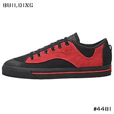 adidas by RAF SIMONS_SPIRIT V_BLACK×RED