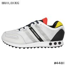 Y-3_TOKIO TRAINER_WHITE×BLACK×RED×YELLOW