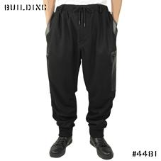 Y-3_SHADOW PANTS_BLACK