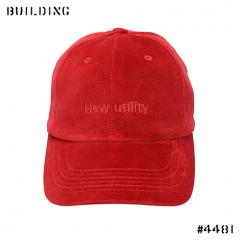 AFFIX_VELOURS CAP_RED