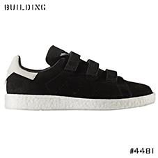 ADIDAS ORIGINALS by WHITE MOUNTAINEERING_STAN SMITH CF BOOST_BLACK