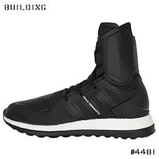 Y-3_PURE BOOST ZG HIGH_BLACK