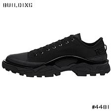 adidas by RAF SIMONS_DETROIT RUNNER_BLACK×BLACK