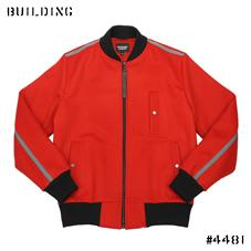 CHRISTOPHER RAEBURN_BOMBER JACKET_RED