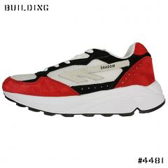 HI-TEC HTS74_18AW SILVER SHADOW RGS_RED×BLACK