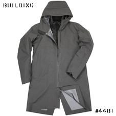 ARC'TERYX VEILANCE_PATROL IS COAT_GRAY