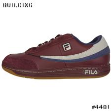 FILA_TENNIS LOW_BURGUNDY