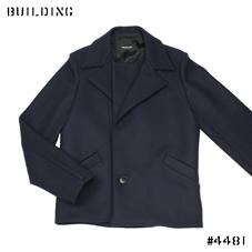 MUGLER_SHORT COAT_NAVY