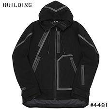 Y-3 SPORT_WOOL JACKET_BLACK