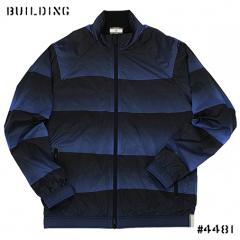 COTTWEILER FOR REEBOK_FROSTED TRACK JACKET_BLUE×BLACK