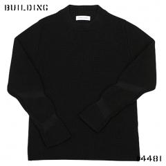 KIKO KOSTADINOV_CREW NECK KNIT_BLACK