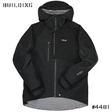 TILAK_ASGARD JACKET [ OUTDOOR LINE ] _BLACK