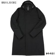 ARC'TERYX VEILANCE_15AW GALVANIC IS COAT_BLACK