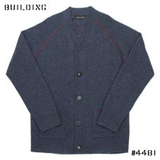 HOLLAND ESQUIRE_CARDIGAN_NAVY