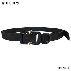 BAGJACK_18A/W COBRA BUCKLE BELT [ ELIMINATOR SPECIAL VER.+30cm ] _BLACK