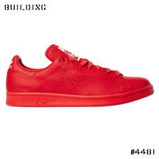 adidas by RAF SIMONS_2015S/S STAN SMITH_RED
