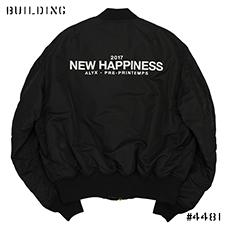 ALYX×ALPHA INDUSTRIES_NEW HAPPINESS MA-1 JACKET_BLACK