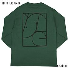 ISLE SKATEBOARDS_L/S TEE_GREEN