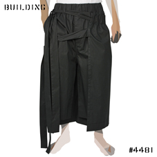 CRAIG GREEN_LAYER SHORTS_BLACK