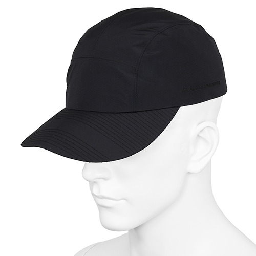 BLK WHITE MOUNTAINEERING GORE-TEX JET CAP BLACK