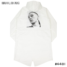 RAF SIMONS ISOLATED HEROES CAPSULE COLLECTION_MOD'S COAT [GWEN]_WHITE