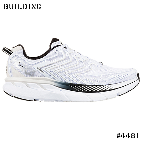 HOKA ONE ONE_CLIFTON 4_WHITE