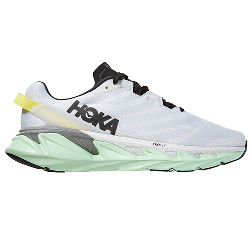HOKA ONE ONE_ELEVON 2_WHITE×GREEN
