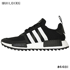 ADIDAS ORIGINALS by WHITE MOUNTAINEERING_NMD TRAIL_BLACK