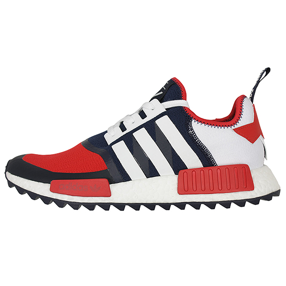 ADIDAS ORIGINALS by WHITE MOUNTAINEERING_NMD TRAIL_NAVY×RED