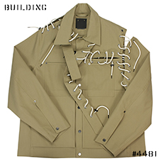 CRAIG GREEN_WORKWEAR JACKET_BEIGE