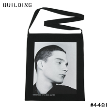 RAF SIMONS ISOLATED HEROES CAPSULE COLLECTION_SHOULDER BAG [STEVIE]_BLACK
