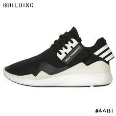 Y-3_RETRO BOOST_BLACK