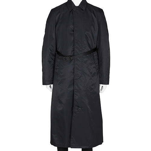 1017 ALYX 9SM_NYLON TRENCH COAT_BLACK