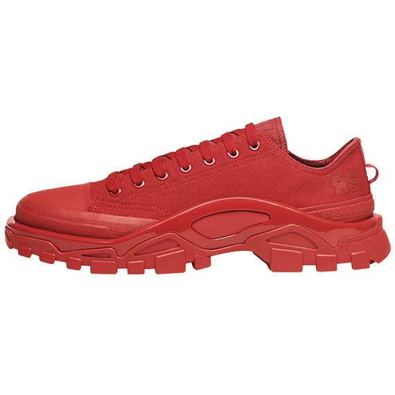 adidas by RAF SIMONS_DETROIT RUNNER_ALL RED