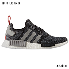 adidas ORIGINALS_NMD R1_GRAY×BLACK×RED
