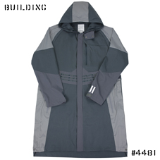 ADIDAS ORIGINALS by WHITE MOUNTAINEERING_LONG COAT_GRAY
