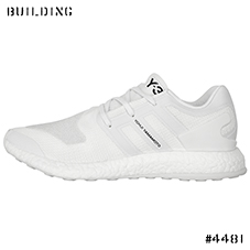 Y-3_PURE BOOST_ALL WHITE