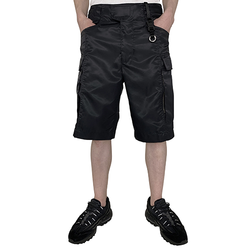1017 ALYX 9SM_NYLON TACTICAL SHORT_BLACK