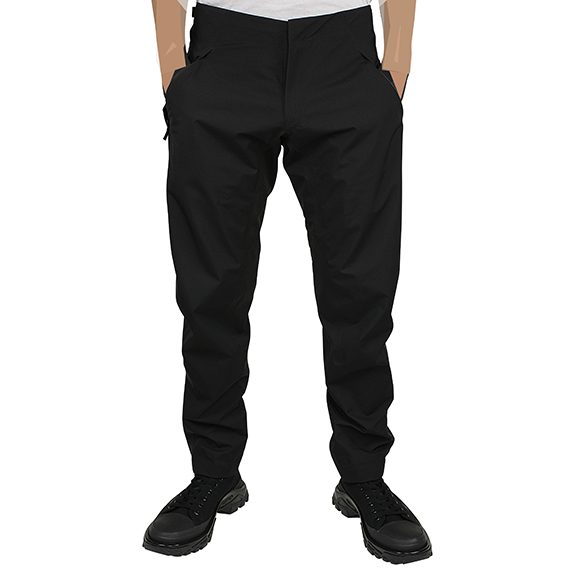 ARC'TERYX VEILANCE_SEQUENT LT PANTS(GORE-TEX® 3L with C-KNIT™)_BLACK